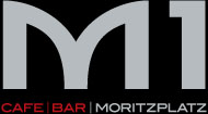 Cafe Bar M1 Logo